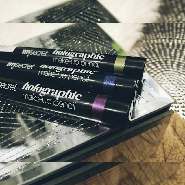 Holographic make-up pencil by My Secret