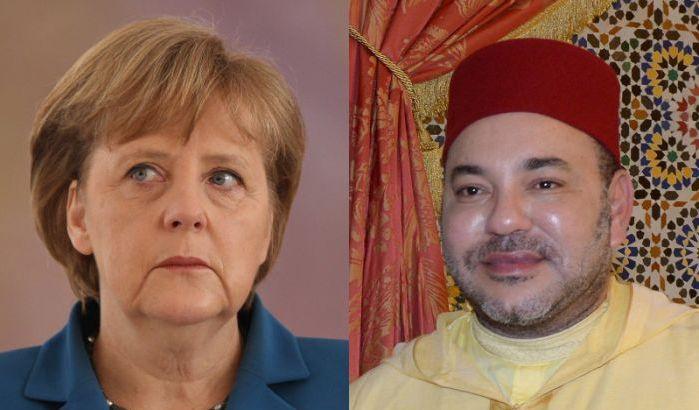 Angela Merkel va se rendre au Maroc en début d'année pour rencontrer Mohammed VI