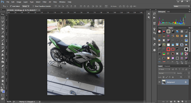 Adobe Photoshop CC 2015 Full Crack Terbaru