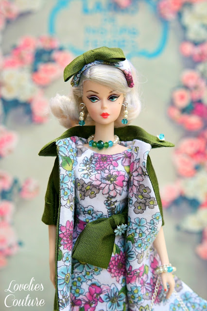 ooak silkstone barbie fashion royalty couture lovelies couture