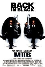 Men in Black II Poster