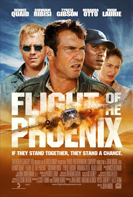 Sinopsis Film Flight of the Phoenix (2004)
