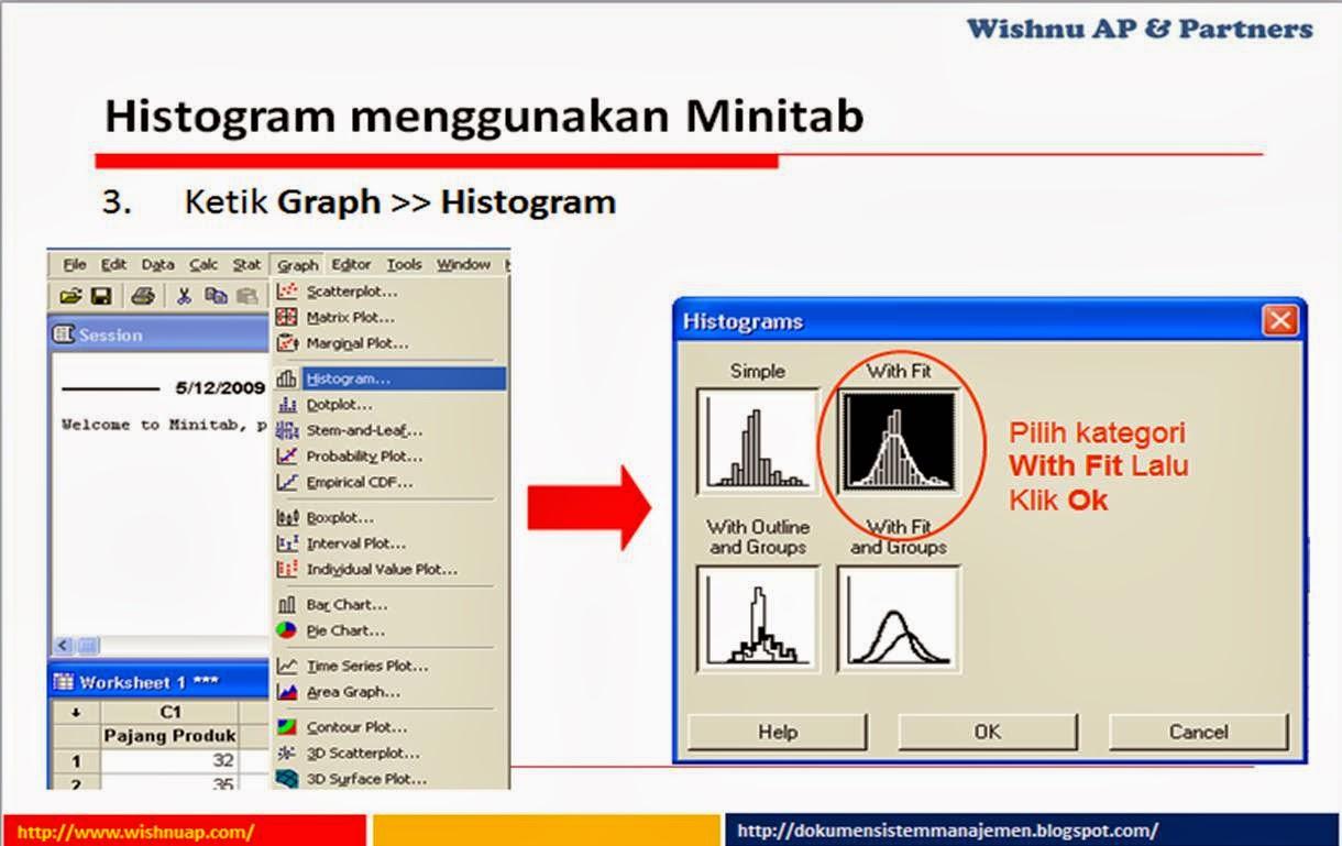 minitab pareto diagram fujitsu ten car radio wiring pt sistem manajemen utama paket presentasi statistical