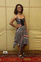 Actress Aditi Myakal Looks gorgeous in Sleeveless Deep Neck Top at Ami Tumi success meet ~  Exclusive 199.JPG