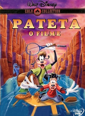 Pateta - O Filme Blu-Ray Filmes Torrent Download capa