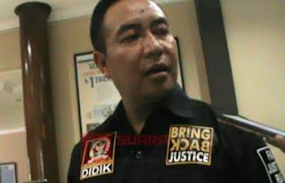 Kaburnya Dua Tahanan Lapas Tuban,  Komisi 3 DPR RI Nilai Managerial Lapas Yang Buruk