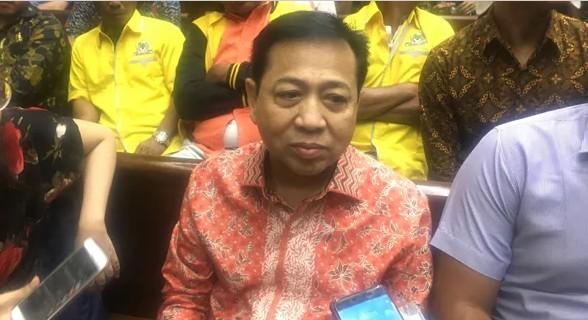 Setya Novanto Bacakan Nota Pembelaan (Pledoi) di Sidang Korupsi E-KTP Hari Ini, Jumlahnya…