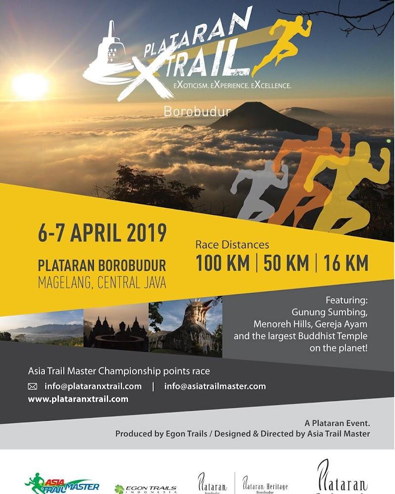 Plataran X Trail Borobudur • 2019