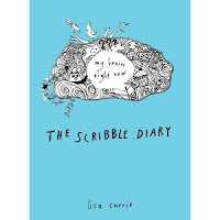 The scribble diary cover