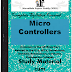 Micro Controllers PDF Study Materials cum Notes, Engineering E-Books Free Download