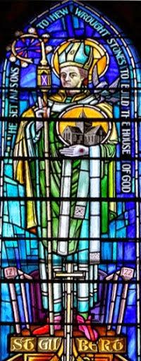 sveti Gilbert - škof
