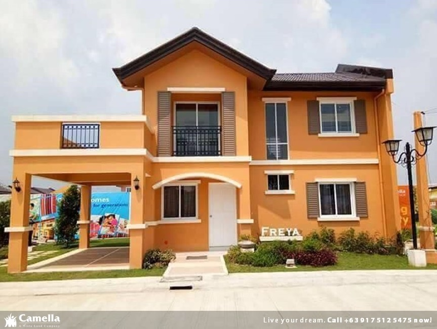 Freya - Camella Carson| Camella Affordable House for Sale in Daang Hari Bacoor Cavite