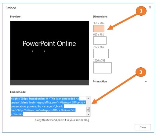 powerpoint online use