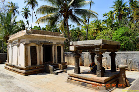Sri Arkeshwara Temple, Hale Alur