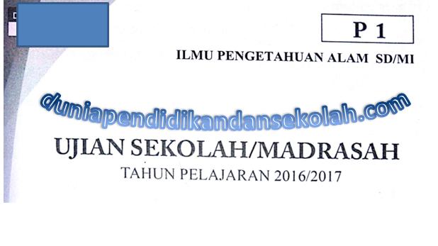 Soal Un Sd Agama Islam 2014