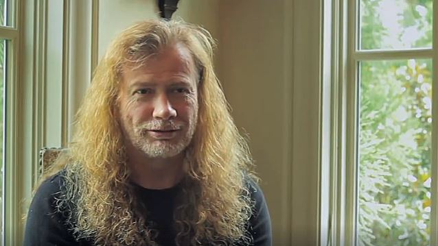 dave mustaine 2018