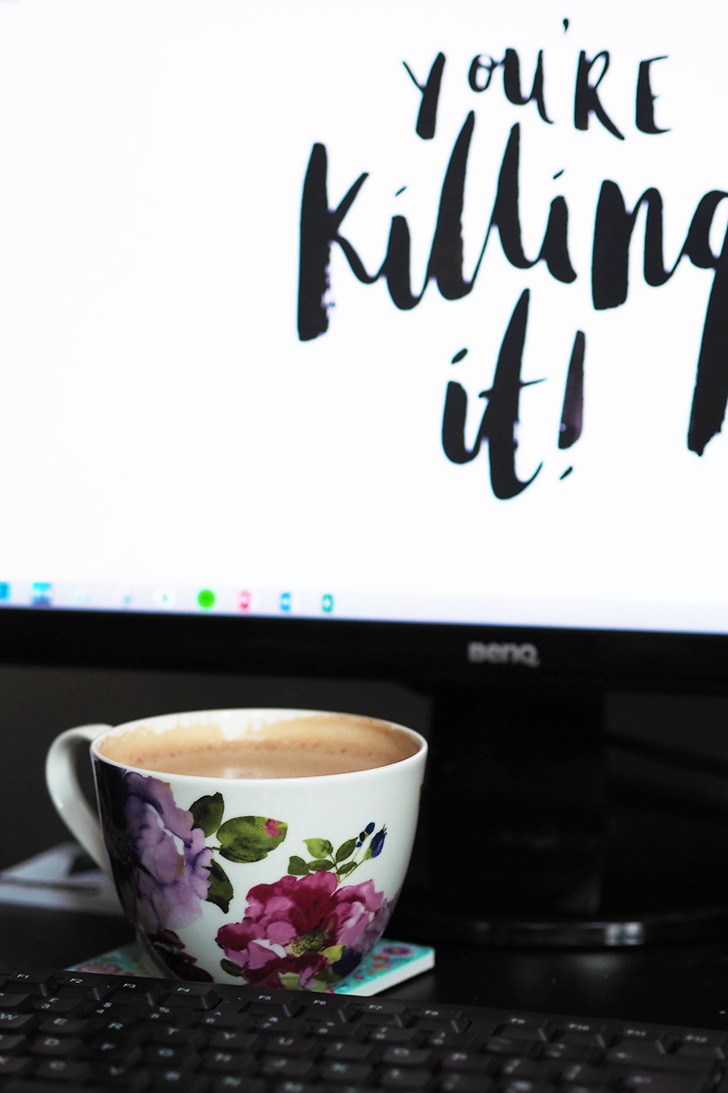 7 Things Blogging Has Taught Me | Colours and Carousels - Scottish Lifestyle, Beauty and Fashion blog