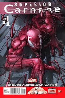 Superior Carnage [Evento Marvel] - ESPAÑOL (MEGA)