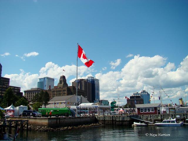 Halifax Harbor Nova Scotia