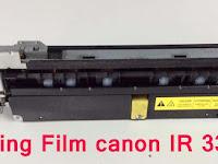 Cara Membongkar Fixing canon IR 3300