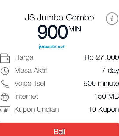 JS Jumbo Combo Kartu As