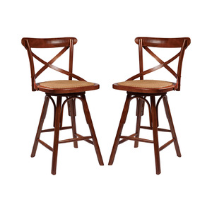 Chicago Counter Stools from Dot and Bo - sponsored - Calypso in the Country blog