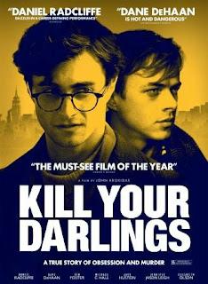 Kill your darlings, 2013