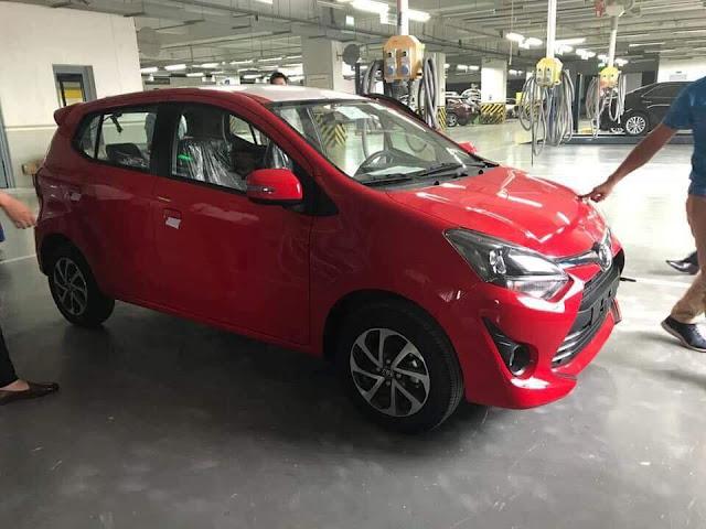 Toyota Wigo 2018: Xe nhỏ nhập khẩu, giá dưới 400 triệu anh 4