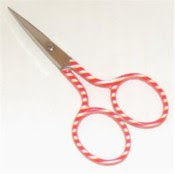 Premax Candy Cane Scissors