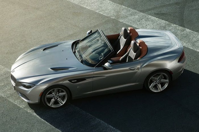 BMWコンセプトカー ザガート