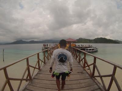 Pulau Sirandah Paket Wisata Padang Sumatera Barat