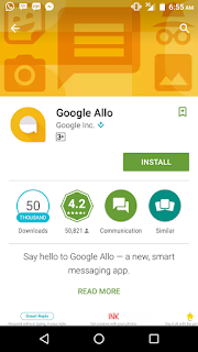 You Can Now Download The Newly Launched Google Allo App