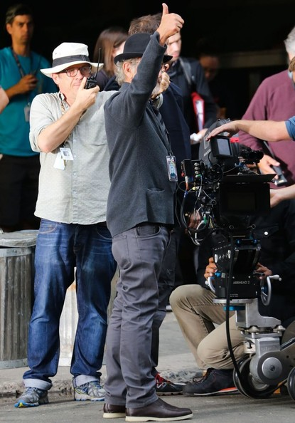 bridge of spies behind the scenes