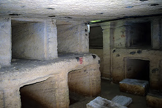 Catacombs of Kom El Shoqafa
