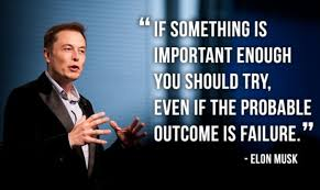 motivational Elon musk quotes