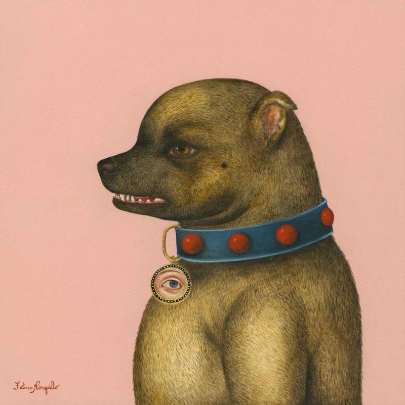 El Hurgador [Arte en la Red]: Pintando perros / Painting Dogs (LXIV ...