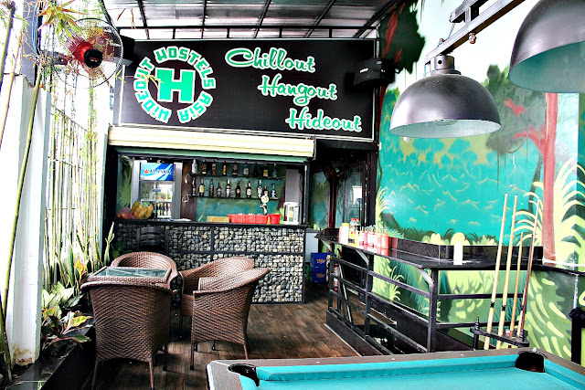 Hideout Hostel Ho Chi Minh