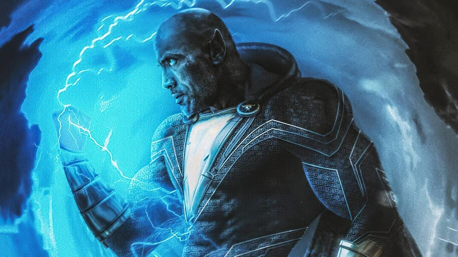 Black Adam, Dwayne Johnson, 4K, #3.2597
