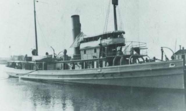 Kapal Perang US Yang Hilang Pada 1921 Dijumpai Semula