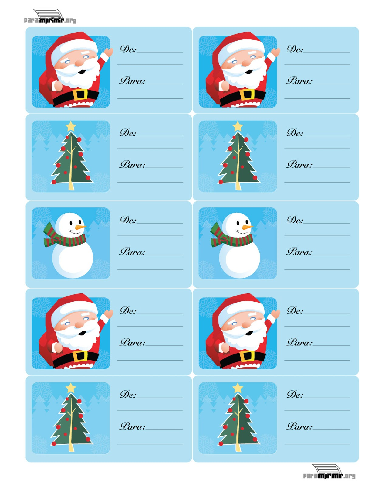 Imagenes Navideas Gratis Para Imprimir. Tarjetas De Navidad Para ...