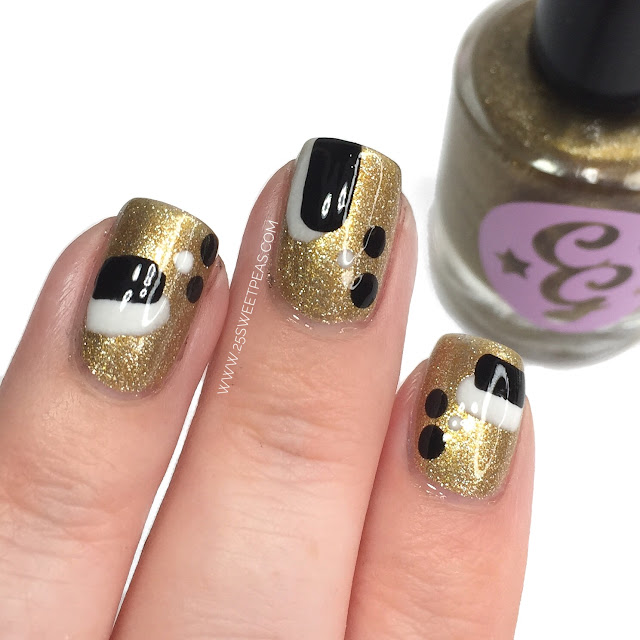 Abstract Nail Art