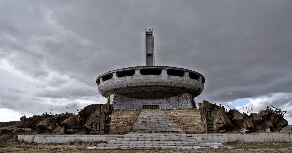 Welcome to the Spookiest Building in Bulgaria  Balkan Holidays Blog