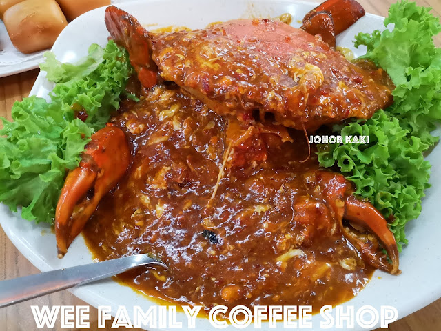 Singapore Chili Crab