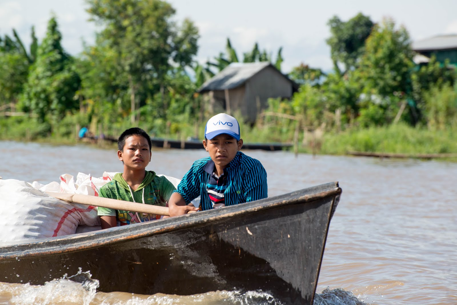 緬甸(Myanmar)旅行- 茵萊湖(inle lake)簡易攻略(simple guide) - Million ...
