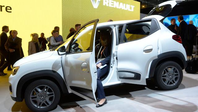 Renault presenta el Nuevo Kwid en el #SalonAutoBA