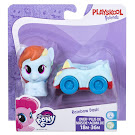 My Little Pony Rainbow Dash Vehicle and Pony Pack Playskool Figure