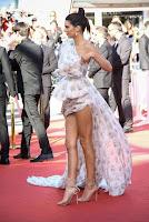 Kendall Jenner best red carpet dresses Cannes Film Festival