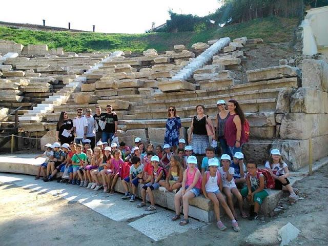 «Κατασκήνωση στην Πόλη» και φέτος για τα παιδιά της Λάρισας