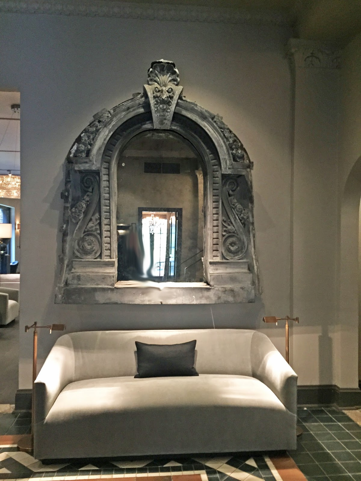 Restoration Hardware Knock Off: Romancing The Home: The Fabulous Restoration Hardware