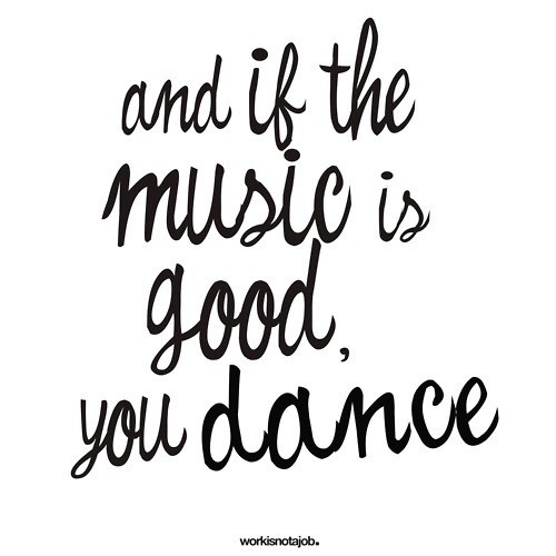 It All Appeals to Me: DANCE!!!